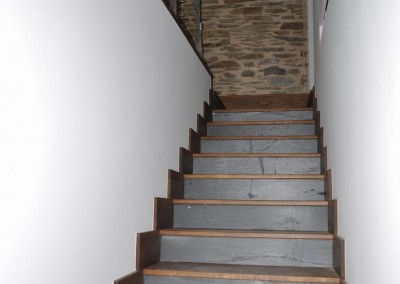 DEALLE ESCALERA VIVIENDA